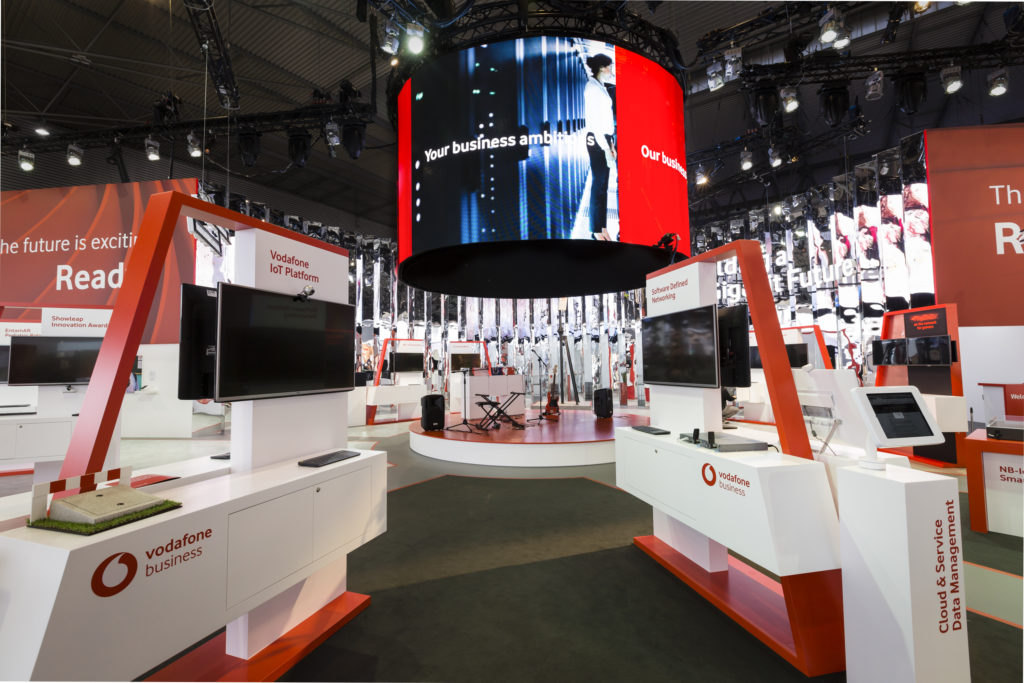 Vodafone Mobile World Congress