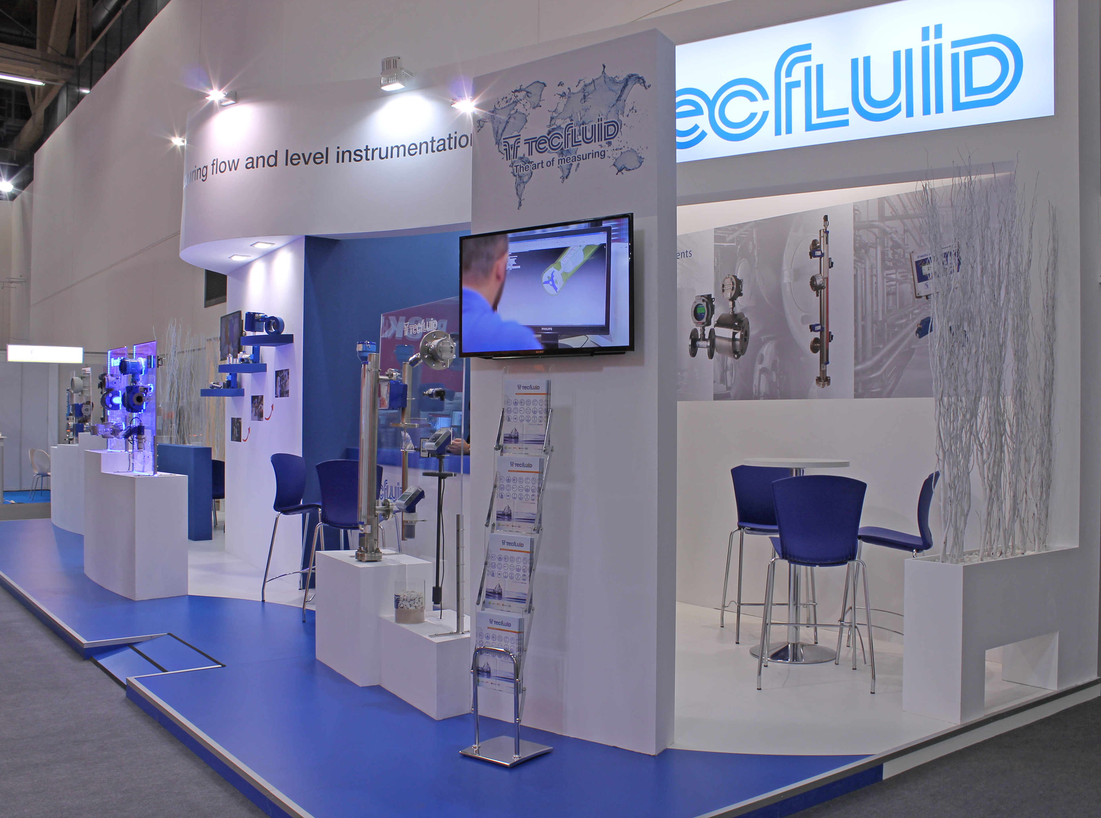 Mac Group stands & events ACHEMA